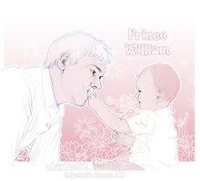 Mystrade Parent AU - Prince William by Clarice82