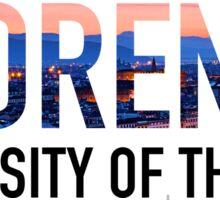 Florence University of the Arts Sticker