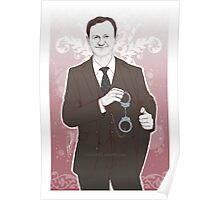 Mystrade - Typical Items - Mycroft Poster