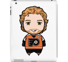 Claude Giroux iPad Case/Skin