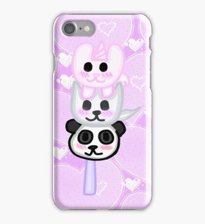 Kawaii dango  iPhone Case/Skin