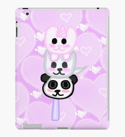 Kawaii dango  iPad Case/Skin