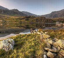 Lead Me To Ogwen  by Darren Wilkes