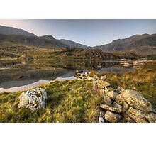 Lead Me To Ogwen  Photographic Print