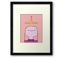 Adventure Time - Princess Bubblegum Framed Print