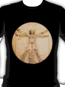 Vitruvian Tats T-Shirt