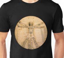 Vitruvian Tats Unisex T-Shirt