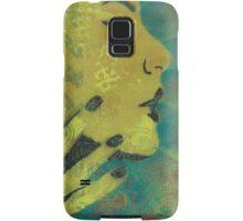 Green Lady Samsung Galaxy Case/Skin