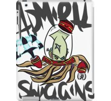 Admiral Swiggins iPad Case/Skin