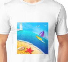 starfish Unisex T-Shirt