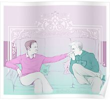 Mystrade ~ Your Majesty Poster