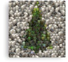 christmas tree Alexandr-Az Canvas Print