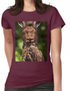 Howl Womens Fitted T-Shirt