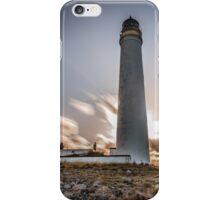 Barns Ness Lighthouse iPhone Case/Skin
