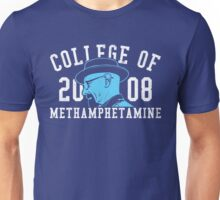 College of Methamphetamine Unisex T-Shirt