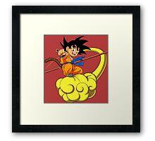 Gokuu Framed Print