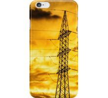 energy - DR diaries iPhone Case/Skin