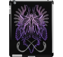 Mab the Queen of Fey (High Purple) iPad Case/Skin