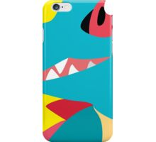 Totodile - 2nd Gen iPhone Case/Skin