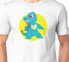Totodile - 2nd Gen Unisex T-Shirt