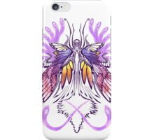 Mab the Queen of Fey (purple) iPhone Case/Skin