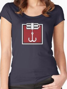 Kapkan Operator Icon Women's Fitted Scoop T-Shirt