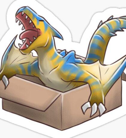 Box Tigrex Sticker