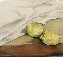 Two Lemons by JolanteHesse