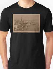 The Grand Canal aeral view,Venice,Italy T-Shirt