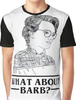 barb stranger Graphic T-Shirt