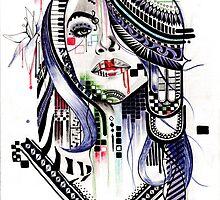 Aaliyah Dana Haughton by RiceChrispyG