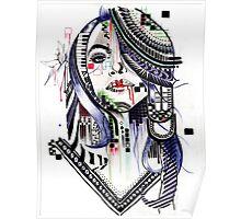 Aaliyah Dana Haughton Poster