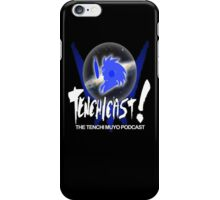 Tenchicast! The Tenchi Muyo Podcast! iPhone Case/Skin
