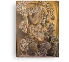 Lord Ganapathi Canvas Print