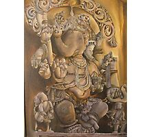 Lord Ganapathi Photographic Print