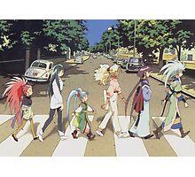 Tenchi Road Photographic Print
