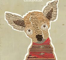 the chihuahua  by bri-b