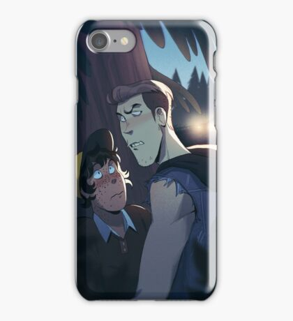 chapter 1 cover iPhone Case/Skin