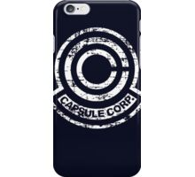 Capsule Corporation iPhone Case/Skin