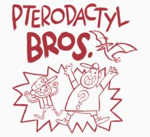Pterodactyl Bros by TheMysteryShack
