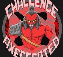 Challenge Axeccepted by PidoBear