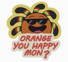 Rasta Orange by TheMysteryShack