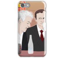 Mystrade - In the Diner iPhone Case/Skin