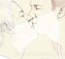 Mystrade - Foamy Smooch Sticker