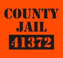 County Jail by KDGrafx