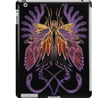Mab the Queen of Fey (sunset) iPad Case/Skin