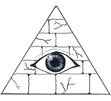 pyramid eye by bolbeurt