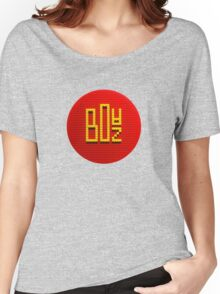 DIGITALBOAZ Lego-Logo Women's Relaxed Fit T-Shirt