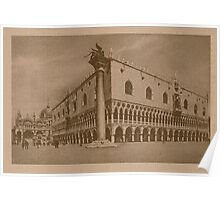 Doges' Palace,Venice,Italy Poster