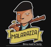 Malarazza Logo Color Kids Tee